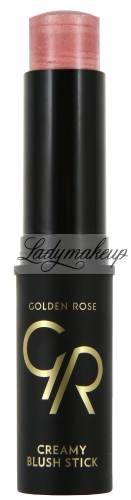 Golden Rose - CREAMY BLUSH STICK - Róż w sztyfcie - P-GBS