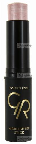 Golden Rose - HIGHLIGHTER STICK - Rozświetlacz w sztyfcie - P-GHS