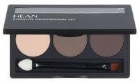 HEAN - EYEBROW PROFESSIONAL SET - Eyebrow modeling kit - 01