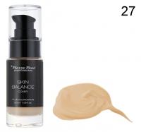 Pierre René - Skin Balance - Podkład kryjący - 27 - CREAM - 27 - CREAM