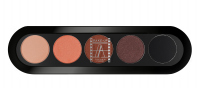 Make-Up Atelier Paris - 5 Eyeshadows palette - T02 - T02