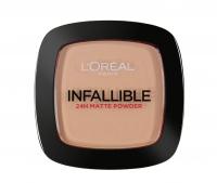 L'Oréal - INFALLIBLE 24H MATTE POWDER - Puder matujący - 160 - SAND BEIGE - 160 - SAND BEIGE