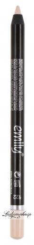 Emily - Waterproof Eye Pencil - Wodoodporna kredka do oczu - K-EWE