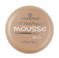 Essence - Soft Touch Mousse Makeup - Podkład do twarzy