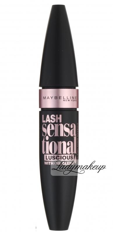 44b8044e015 MAYBELLINE - LASH sensational LUSCIOUT - Multitasking Mascara - BLACK