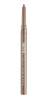 MIYO - Twist matic EYES - Creamy eyeliner super soft - LONGLASTING - Automatyczna kredka do oczu - 06 LIGHT BROWN - 06 LIGHT BROWN