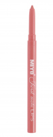 MIYO - Twist matic LIPS - Creamy lipliner super soft - LONGLASTING - 08 DIRTY PINK - 08 DIRTY PINK