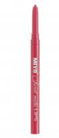 MIYO - Twist matic LIPS - Creamy lipliner super soft - LONGLASTING - 09 HOT PINK - 09 HOT PINK