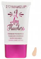 I ♡ Makeup - I Am Flawless - Podkład do twarzy - FL01 - FL01