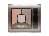 Bourjois - SMOKY STORIES - Quad eyeshadow palette - 12 - SAU-MONDAINE - 12 - SAU-MONDAINE