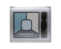 Bourjois - SMOKY STORIES - Quad eyeshadow palette - 11 - E-BLUE-ISSANT - 11 - E-BLUE-ISSANT