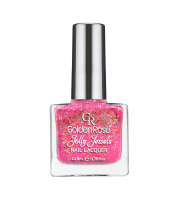 Golden Rose - Jolly Jewels - NAIL LACQUER - Lakier do paznokci z drobinami - O-JJW - 113 - 113