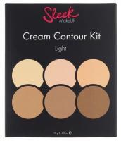 Sleek - Cream Contour Kit - Zestaw do konturowania twarzy - LIGHT 095