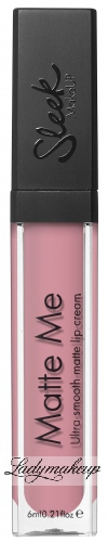 Sleek - Matte Me Ultra smooth matte lip cream