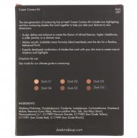 Sleek - Cream Contour Kit - Zestaw do konturowania twarzy - DARK 097