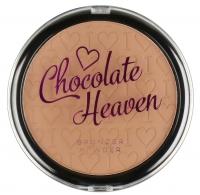I ♡ Makeup - Chocolate Heaven BRONZER POWDER - Puder brązujący - HEAVEN
