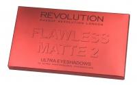 MAKEUP REVOLUTION - FLAWLESS MATTE 2 ULTRA EYESHADOWS - Paleta 32 cieni do powiek - 2
