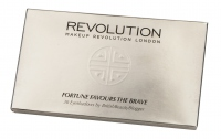 MAKEUP REVOLUTION - FORTUNE FAVOURS THE BRAVE - Paleta 30 cieni do powiek