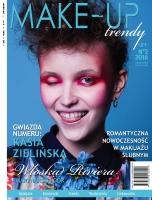 Magazyn Make-Up Trendy - Marynarski Look - No2/2016