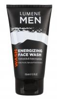 LUMENE - MEN - WASH ENERGIZING FACE WASH - Energetyzujący żel do mycia twarzy dla mężczyzn - REF. 80036
