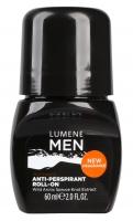 LUMENE - MEN - MOTIVATE - ANTI-PERSPIRANT ROLL-ON - Antyperspirant w kulce dla mężczyzn - REF. 80031