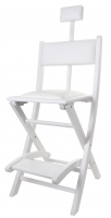 Make-up Chair - WHITE
