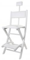 Make-up Chair - WHITE