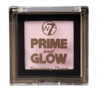 W7 - PRIME AND GLOW ILLUMINATING PRIMER - Rozświetlająca baza pod makijaż