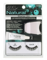 ARDELL - Fashion LASHES/ NATURAL (starter kit) - Zestaw sztucznych rzęs - 101 - 101