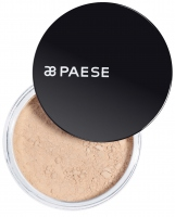 PAESE - HIGH DEFINITION TRANSPARENT LOOSE POWDER - Sypki puder matujący HD