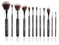 Sigma - ESSENTIAL KIT - MR. BUNNY - Professional brush collection - Zestaw 12 pędzli w tubie