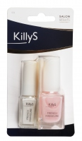 KillyS - FRENCH MANICURE SET - Zestaw do french manicure - 553