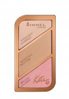 RIMMEL - Contour Palette by Kate - 001 - GOLDEN SANDS - 001 - GOLDEN SANDS