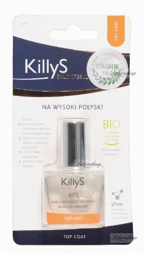 KillyS - BIO2 TOP SHINE - BIO2 nabłyszczający preparat nawierzchniowy - 970