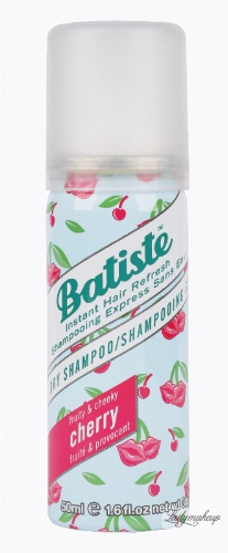 Batiste - Dry Shampoo - CHERRY - 50 ml