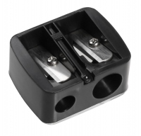 Inter-Vion - Duo sharpener - Podwójna temperówka do kredek - 499617
