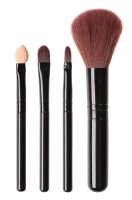 Inter-Vion - Set of 4 make-up brushes - MINI - 499371
