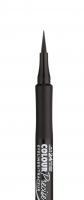 RIMMEL - COLOUR PRECISE EYELINER - Eyeliner w pisaku - 001 BLACK