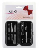 KillyS - Manicure Set - Zestaw do manicure - FIOLETOWY