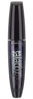 RIMMEL - SCANDALEYES RETRO GLAM MASCARA - Wielozadaniowy tusz do rzęs - 003 EXTREME BLACK
