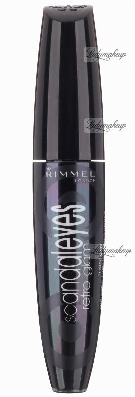 57b631fd972 RIMMEL - SCANDALEYES RETRO GLAM MASCARA - 003 EXTREME BLACK