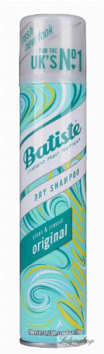 Batiste - Dry Shampoo - ORIGINAL - Suchy szampon do włosów - 200 ml