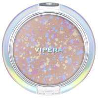 VIPERA - ART OF COLOR - COMPACT POWDER - Puder rozświetlająco-modelujący - COLLAGE LIGHT & COLOR - 404