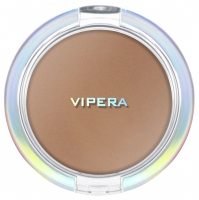 VIPERA - ART OF COLOR - COMPACT POWDER - Puder brązujący - AFRICAN EARTH - 202
