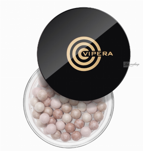VIPERA - ROLLER COSTER - HIGHLIGHTER - Rozświetlający puder w kulkach - BIZARRE