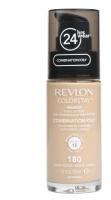 Revlon - podkład ColorStay cera tłusta i mieszana - 180 Sand Beige - 180 Sand Beige
