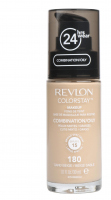 Revlon - Colorstay Makeup for Combination /Oily Skin - 180 Sand Beige - 180 Sand Beige