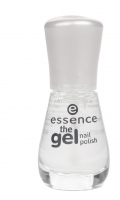 Essence - THE GEL NAIL POLISH - Lakier do paznokci - 01 - ABSOLUTE PURE - 01 - ABSOLUTE PURE