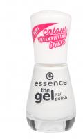Essence - THE GEL NAIL POLISH - Lakier do paznokci - 33 - WILD WHITE WAYS - 33 - WILD WHITE WAYS