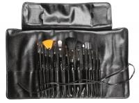 Maestro - Set of 14 brushes + case